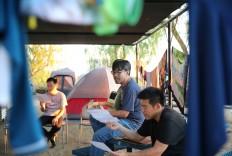 차세대위원회 캠핑여행