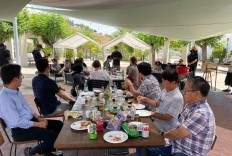 Hillside LA Gardening Team Appreciation Luncheon