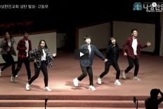 2019 교육부 성탄 발표회- 고등부